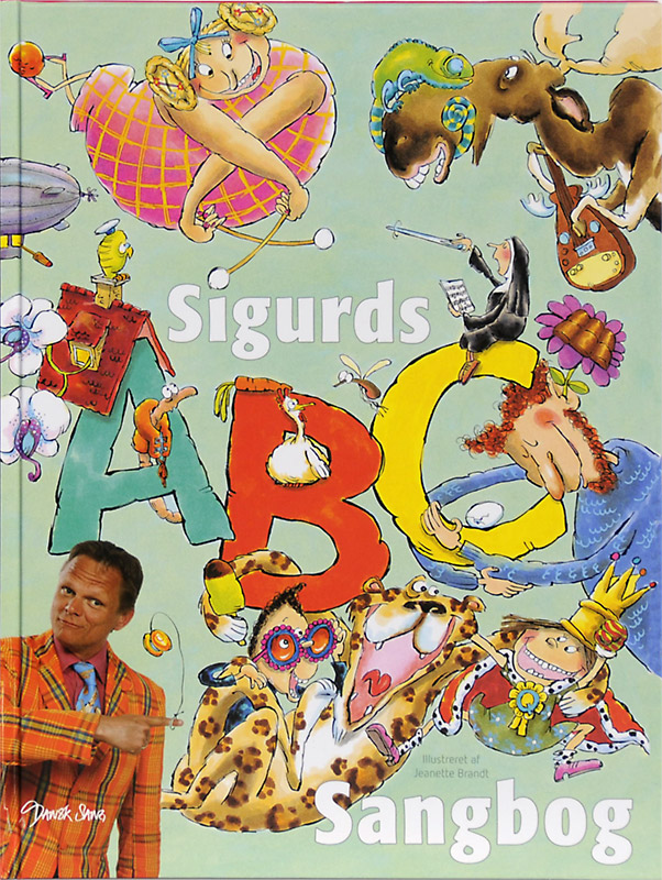 Sigurds ABC, sangbog