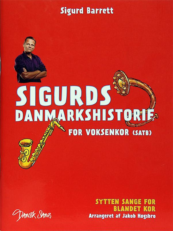 Sigurds Danmarkshistorie Korhæfte