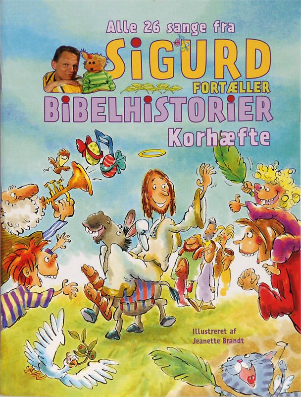 Sigurds Bibelhistorie, korhæfte