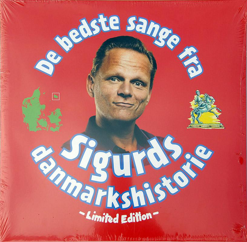 De bedste sange fra Sigurds danmarkshistorie - 2-LP