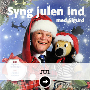 Jul i Sigurds Butik