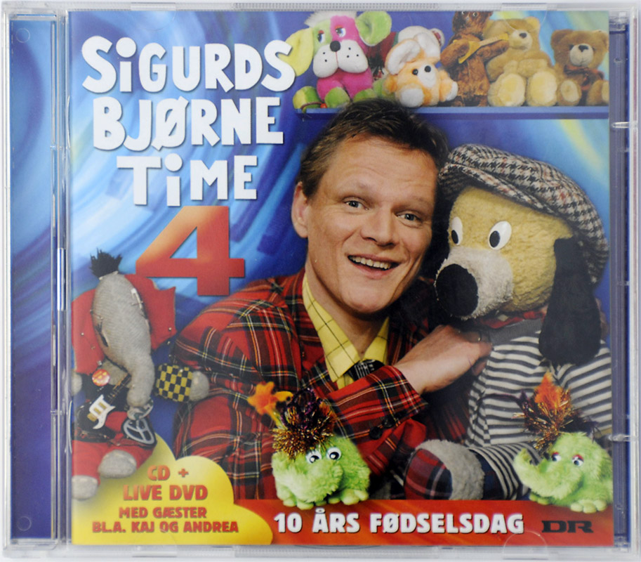Sigurds Bjørnetime 4