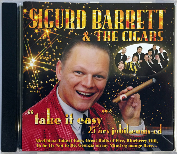 Sigurd Barrett & The Cigars