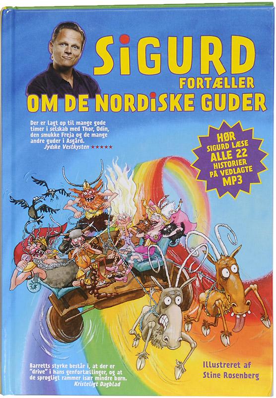 Sigurd fortæller om de nordiske guder