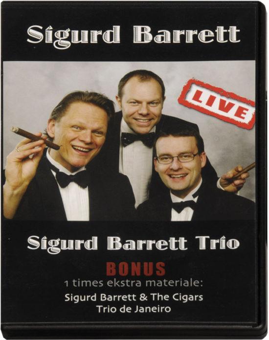 Sigurd Barrett live