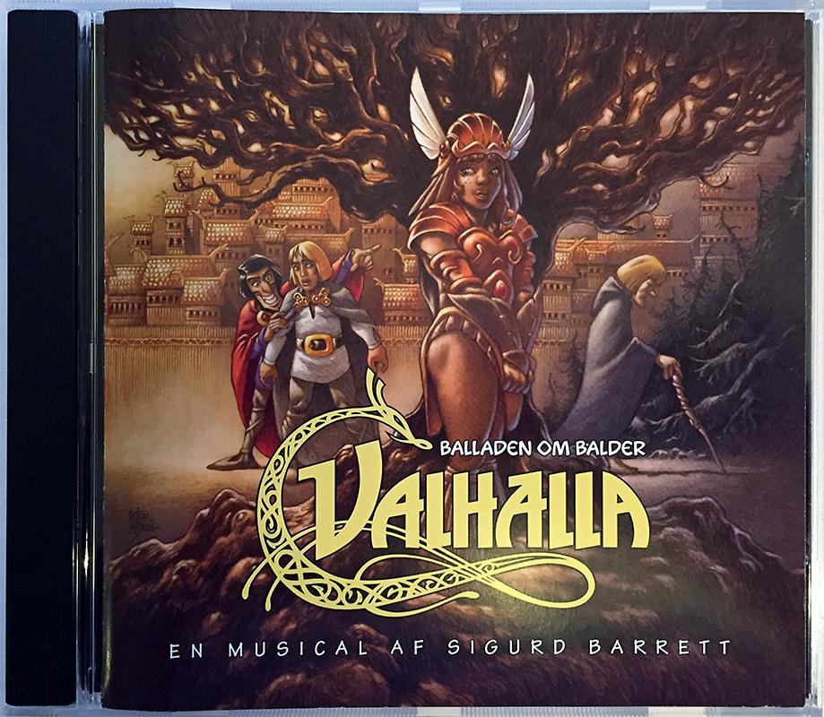 Valhalla - en musical af Sigurd Barrett