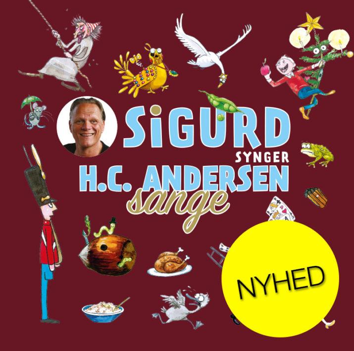 Sigurd synger H.C. Andersen