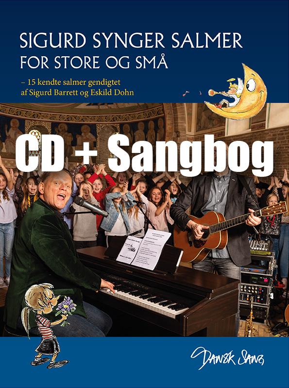 Sigurd synger salmer for store og små - Samlet tilbud