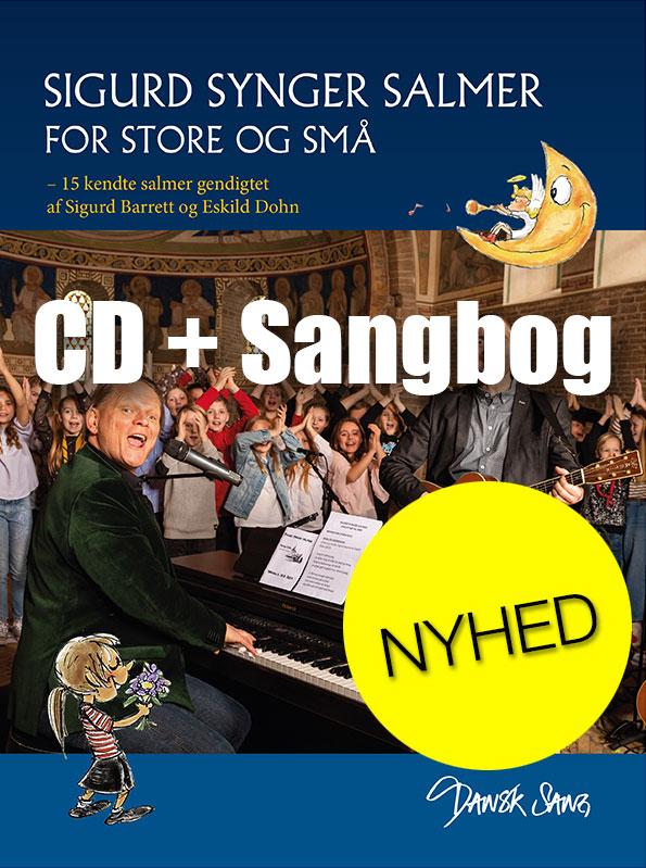 Sigurds synger salmer for store og små - Samlet tilbud