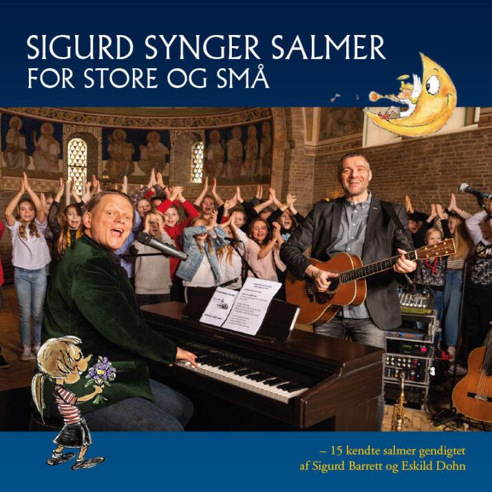 Sigurd synger salmer for store og små