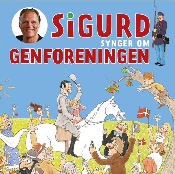 Sigurd fortæller om Genforeningen