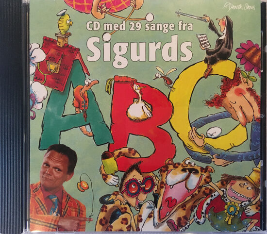 Sigurds ABC - CD