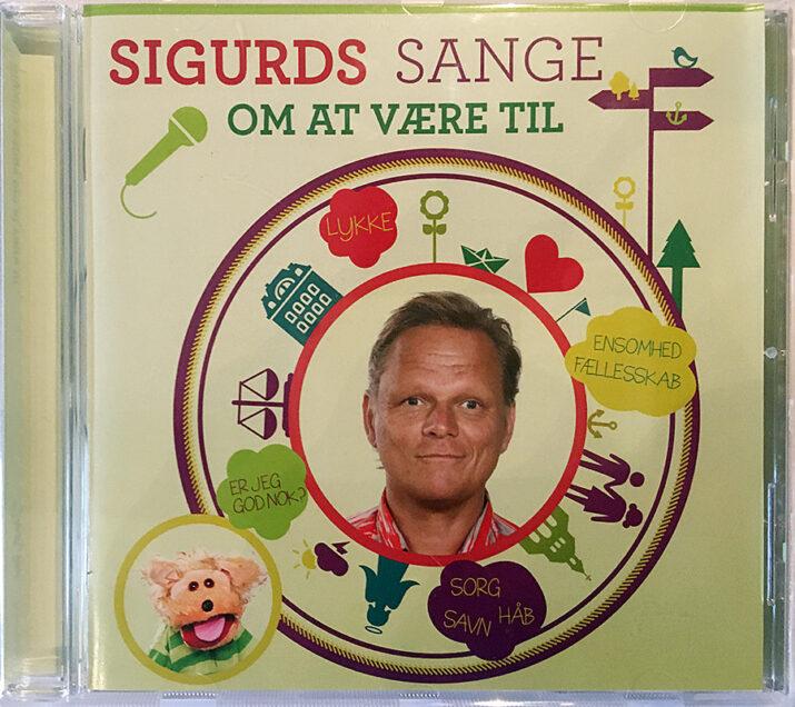 Sigurds sange om at være til (CD)