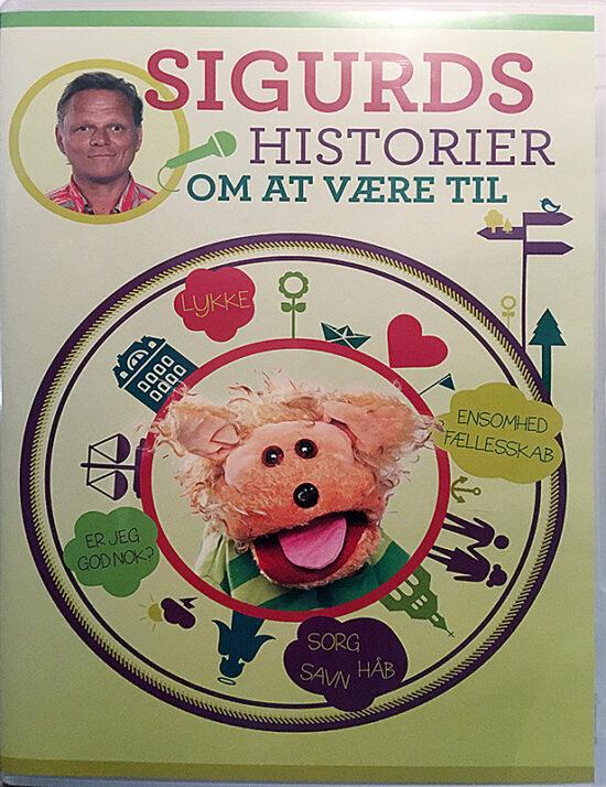 Sigurds historier om at være til, DVD