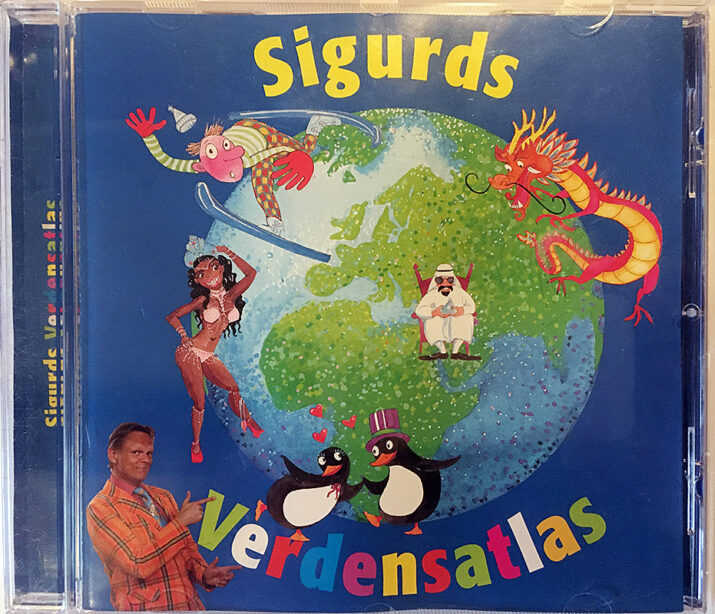 Sigurds Verdensatlas, CD